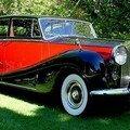 1955 - ROLLS-ROYCE - Silver Wraith LHD