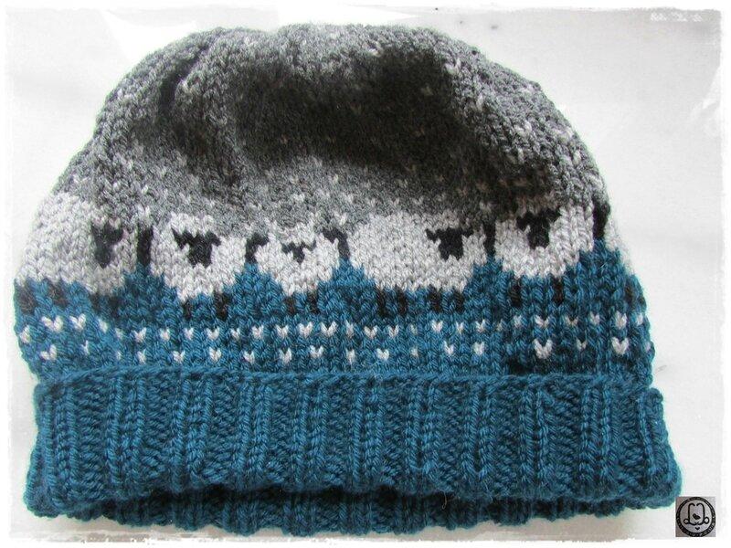 Lilou pour L-Baa Ble Hat3