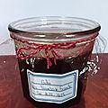 Gelée de fruits rouges de mon jardin