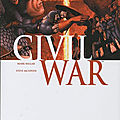 Civil war, tome 1 de mark millar & steve mcniven
