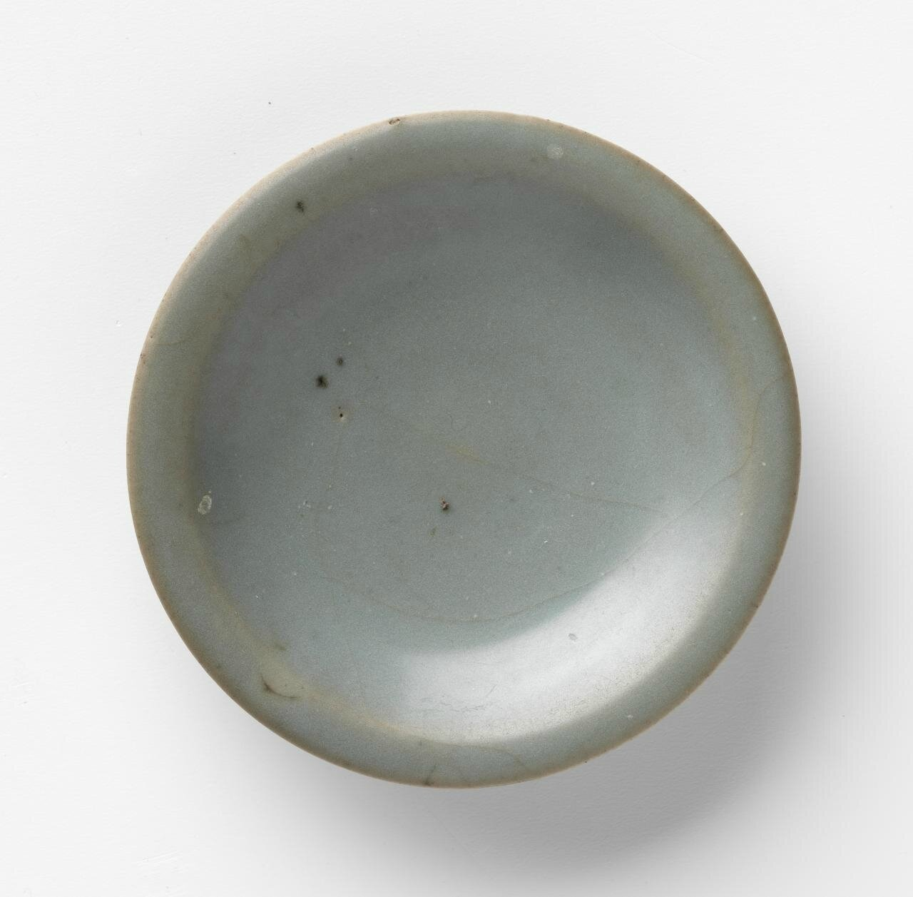 Dish, Northern Song dynasty, 960 CE-1127, Jun ware