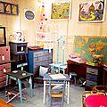 So sweet vintage au salon des créateurs d'annecy id d'art, novembre 2014