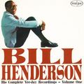Bill Henderson - 1959-60 - His Complete Vee-Jay Recordings Volume 1 (Vee Jay)