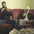 Pnl cartonne avec le disque « deux frères »