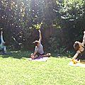 Jours et horaires des cours de yoga à chelles et paris
