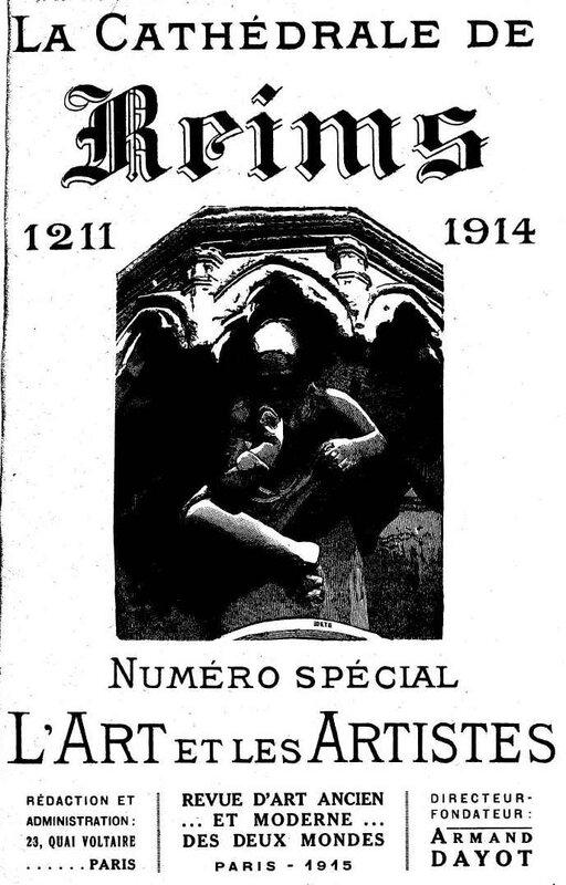 Reims 1211 1914-1