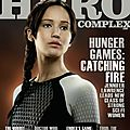 Catching Fire cover Los Angeles Times