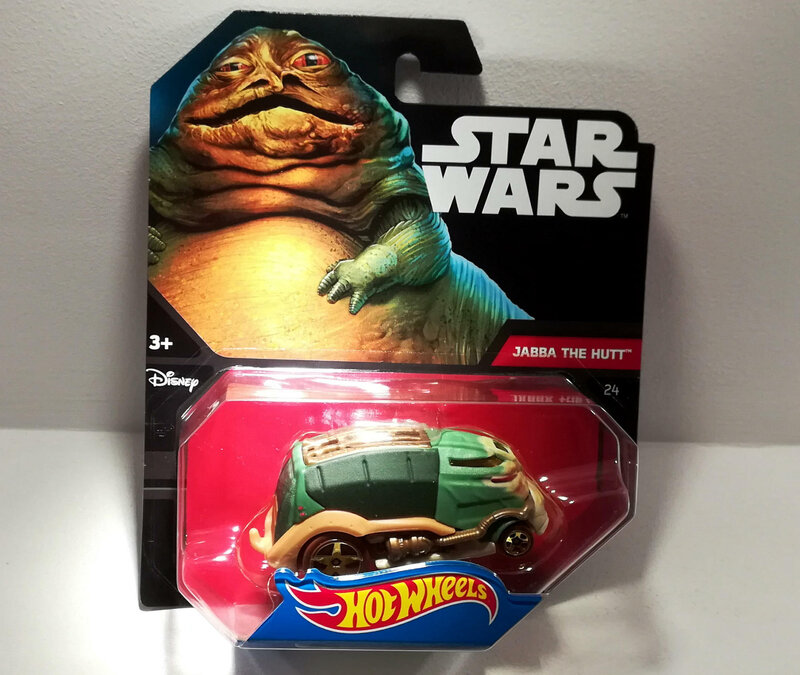 Jabba The Hutt (Hotwheels)