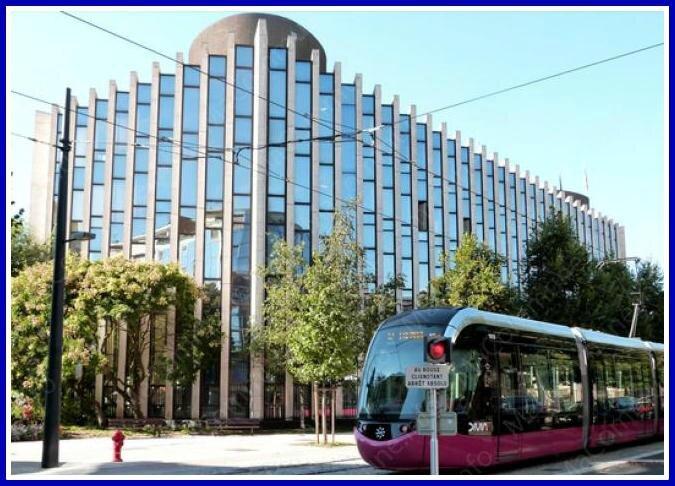 Dijon Conseil régional BFC