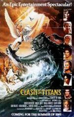 affiche clash and the titans