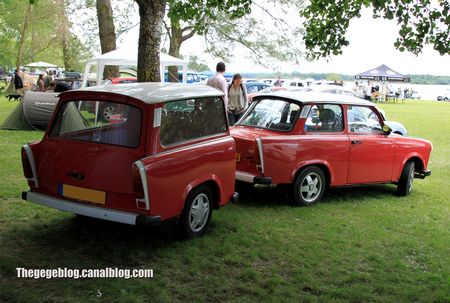 Trabant P601 de 1978 (Retro Meus Auto Madine 2012) 02