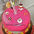 Gâteau pour une maman gourmande !!
