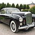 Bentley r-type coupé graber 1953