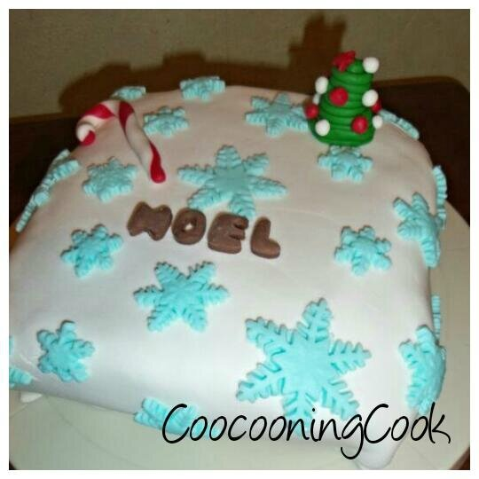 gâteau choco-pâte de noisettes