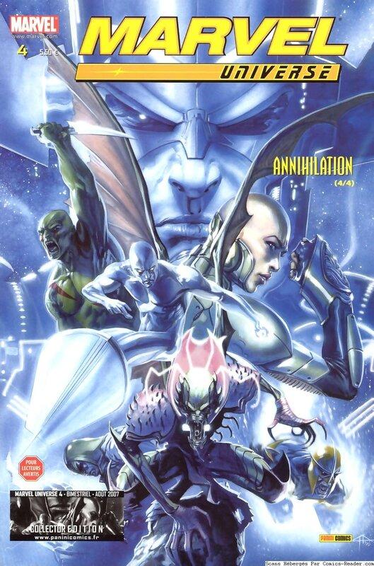marvel universe 04 annihilation