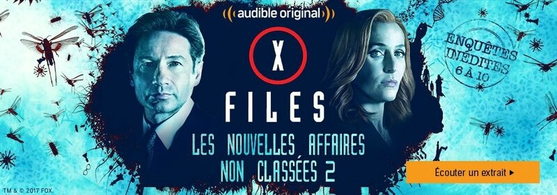 XFiles 2 Audible