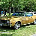 Chevrolet chevelle malibu hardtop coupe de 1972 (Retro Meus Auto Madine 2012) 01