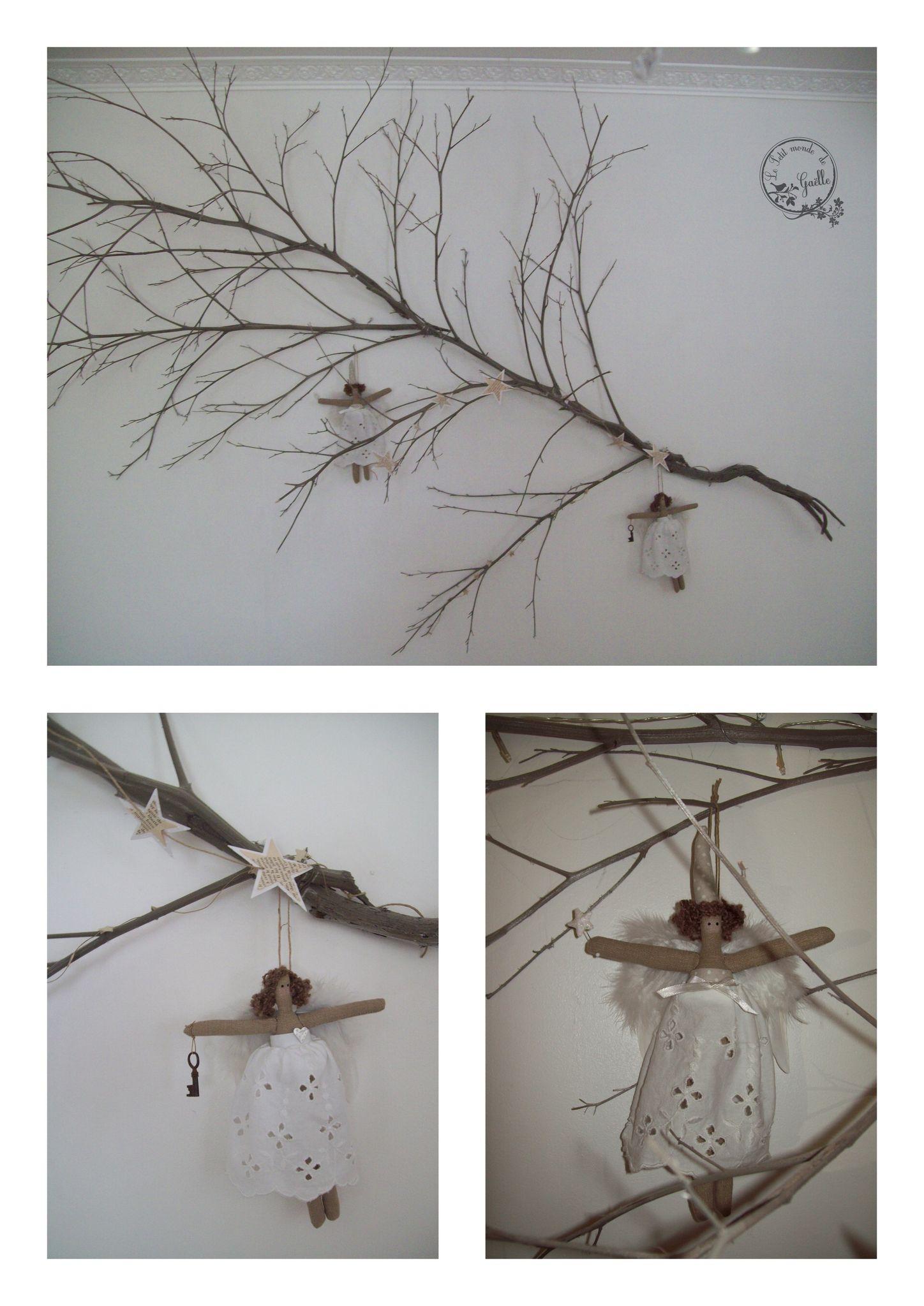 anges dans la branche...