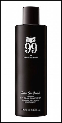 house 99 by david beckham shampoing et soin disciplinant