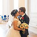 Mariage de lucile & adrien, fin 2018.