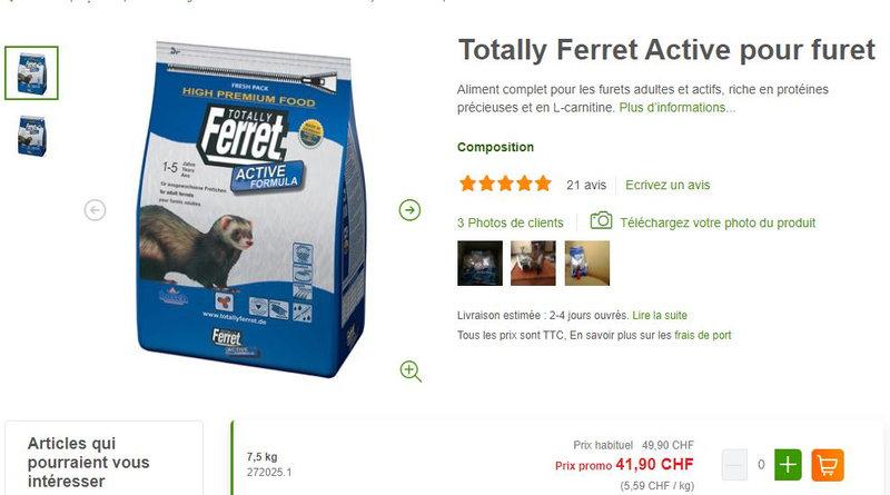 Totally Ferret