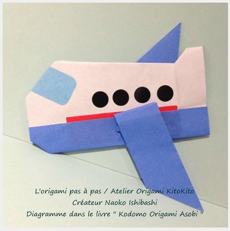 Atelier Origami KitoKito_Avion 2