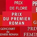 Liste des prix littéraires français et francophones