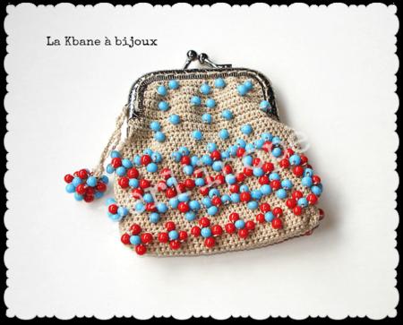 porte monnaie crocheté perles2