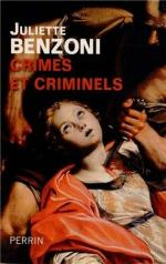 crimees et criminels