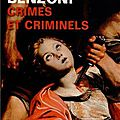 Crimes et criminels