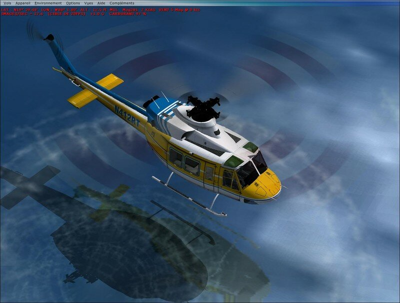 ADDON fsx HELICO - FLIGHT SIMULATOR 2004 (FS9) et FSX LAISSEZ LE