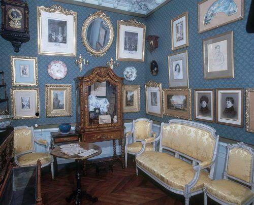 Boudoir Musée Gustave Moreau