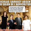Nicolas sarkozy explique son absence au salon de l'agriculture