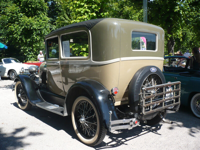 FORD Model A 2door Sedan 1928 Karlsruhe (2)