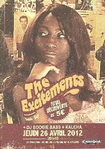 The Excitements Angers