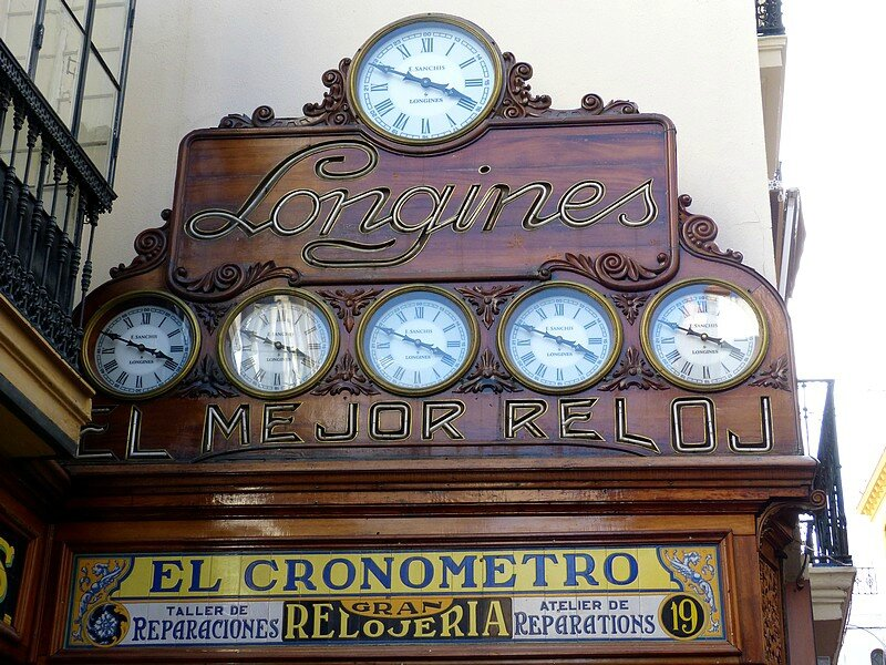 el cronometro