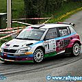 2016 : Rallye du Val d'Agout