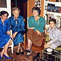 Un souvenir de grands-mères ...
