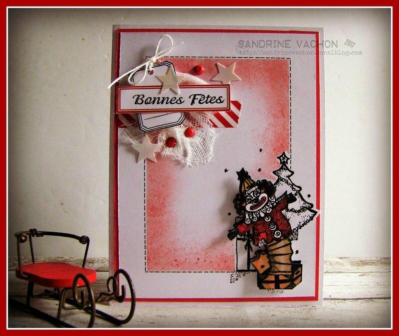 Sandrine VACHON carte BONNES FETES (7)