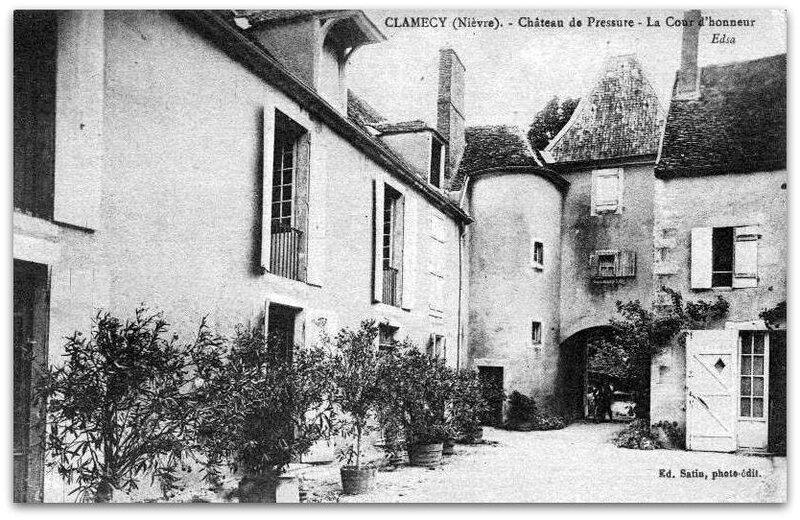 Pressures château z