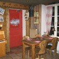 M.A.G.N.I.F.I.Q.U.E. l'intérieur.... tout ce que j'adore ! style et ambiance chalet