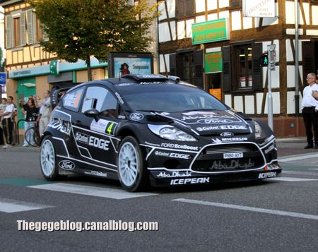 Ford fiesta RS WRC (Latvala)(Rallye de France 2011) 01