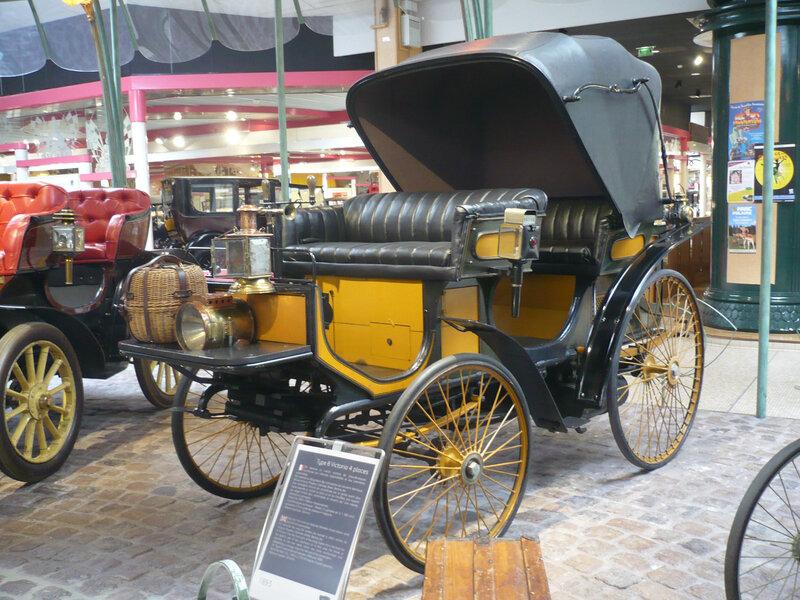 PEUGEOT type 8 Victoria 1894 Sochaux (1)