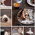 Vous aimez les escargots ? non? ouf, ça tombe bien, ceux-ci sont juste en pâte à brioche et en chocolat...