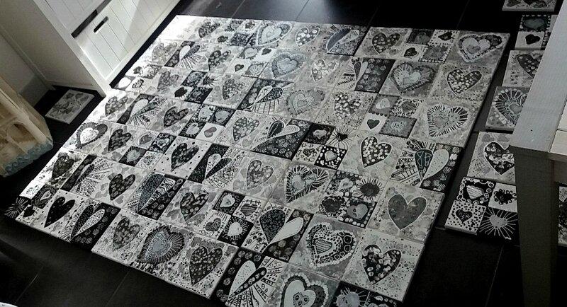 277_Noir et Blanc_Coeurs en noir et blanc (56)