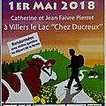 Rallye ferme du 1er mai 2018