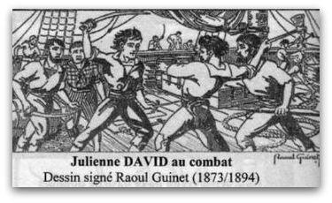 David Julienne combat z