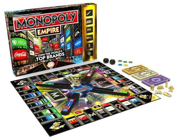 hasbro monopoly empire 3
