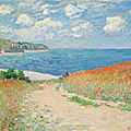 Landmark monet exhibition to premiere at denver art museum