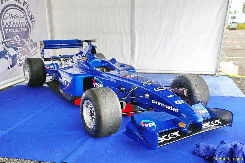 Prost AP 04 Ferrari V10 F1 - 2001 [F]